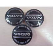 Оригинальные Колпачки заглушки в диски Volvo 59/54,5/15мм
